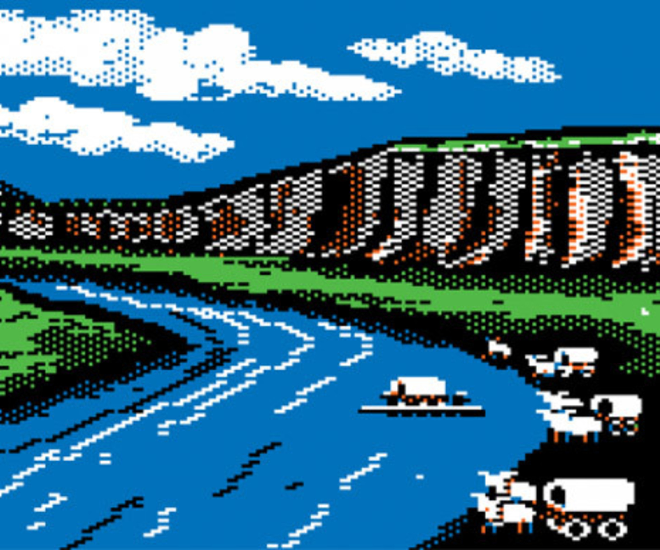 You Have Died of Dysentery: Exploring The Oregon Trail's