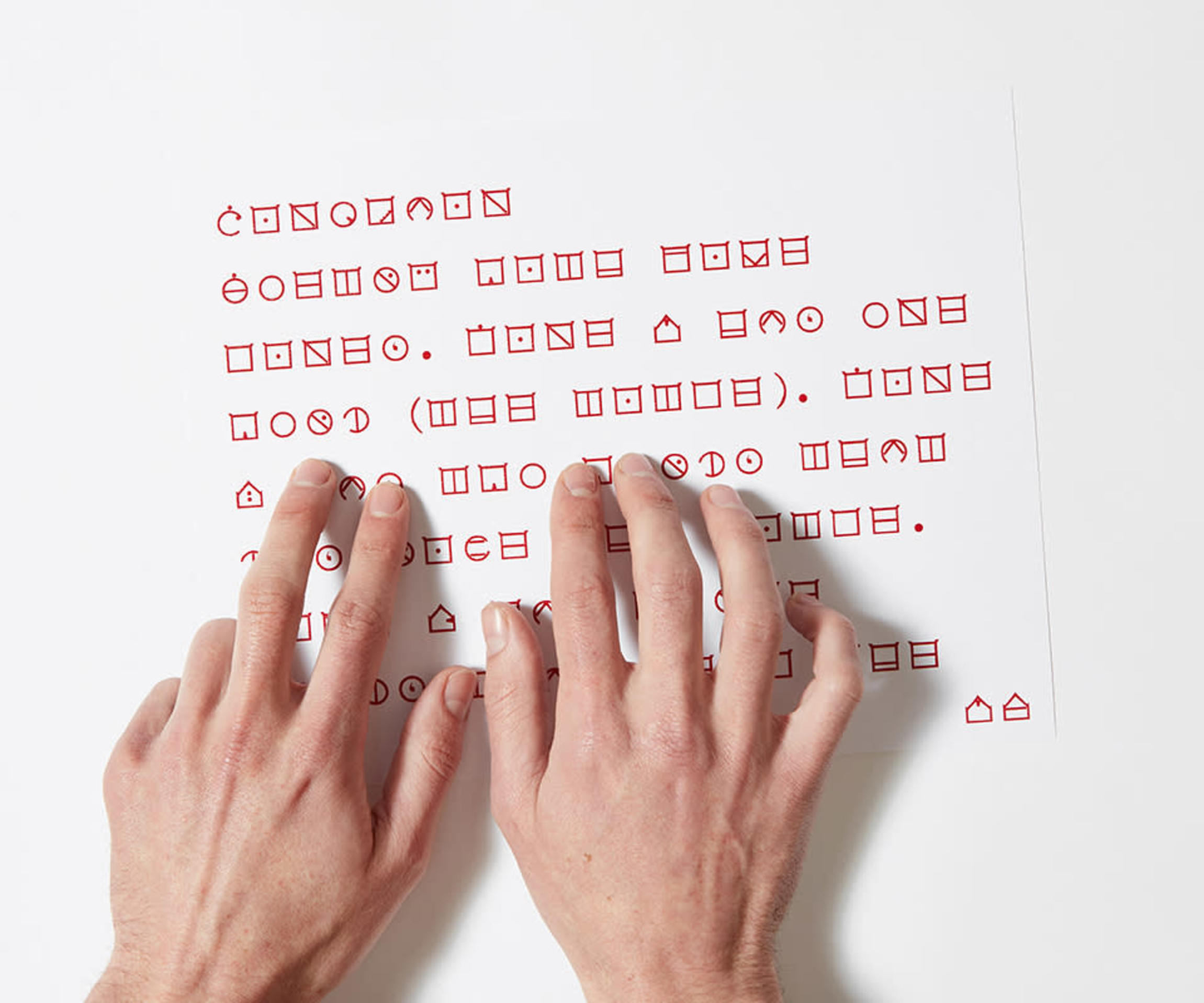 ELIA is the New Tactile Reading System Trying to Replace Braille