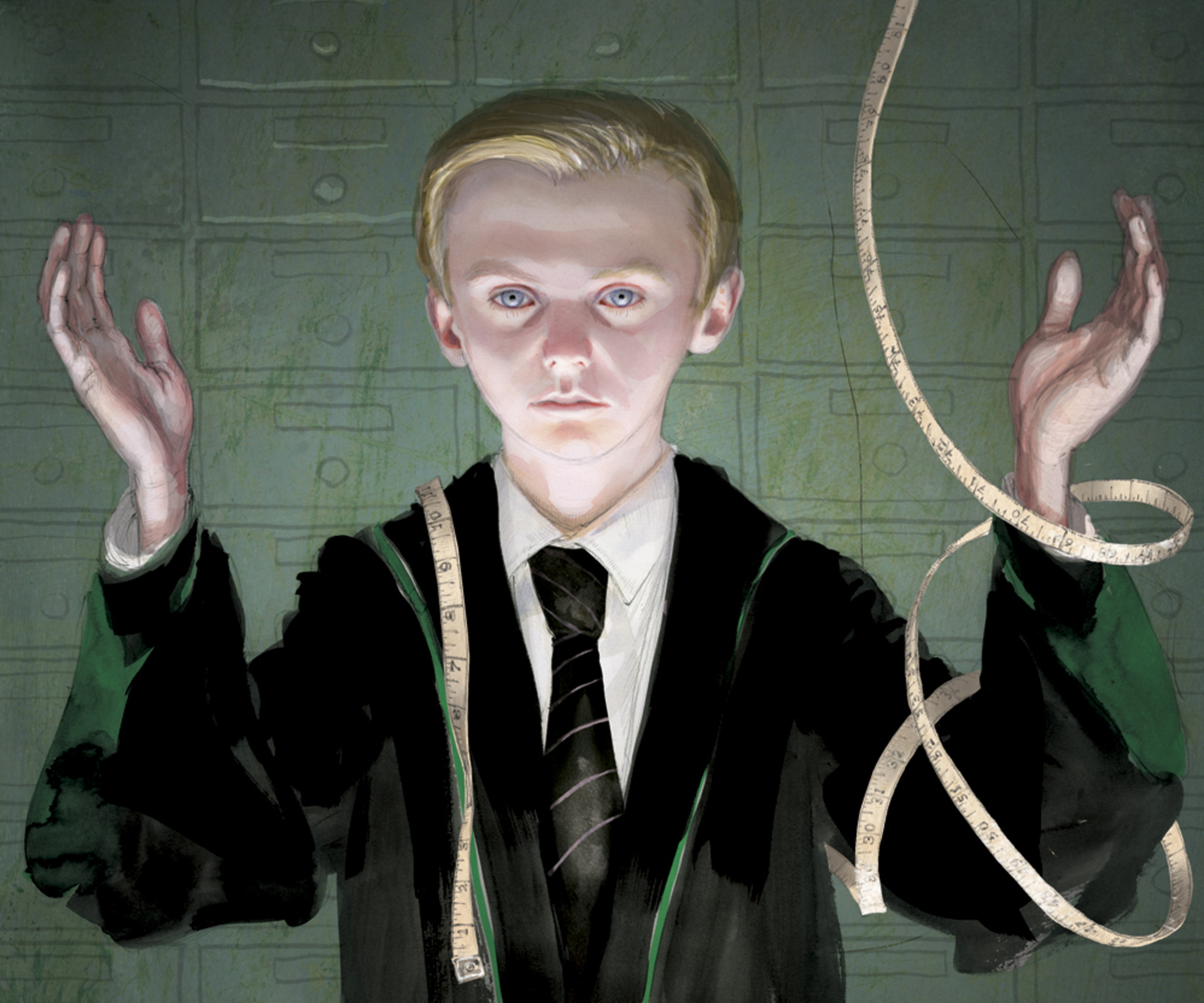 Harry Potter Illustrator Jim Kay Draws Wizards Until He