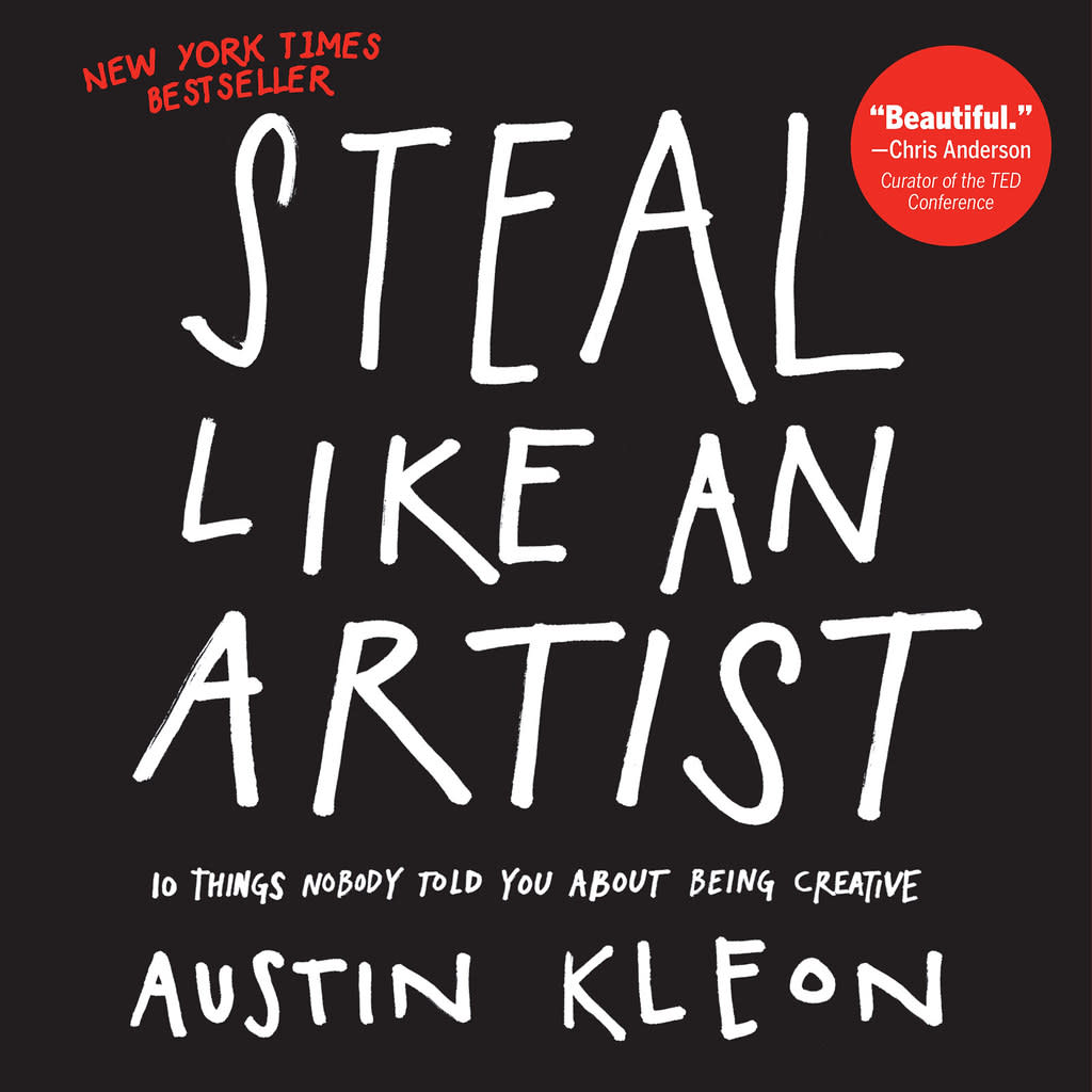 Feeling Stuck? 10 Books to Unleash Your Creativity