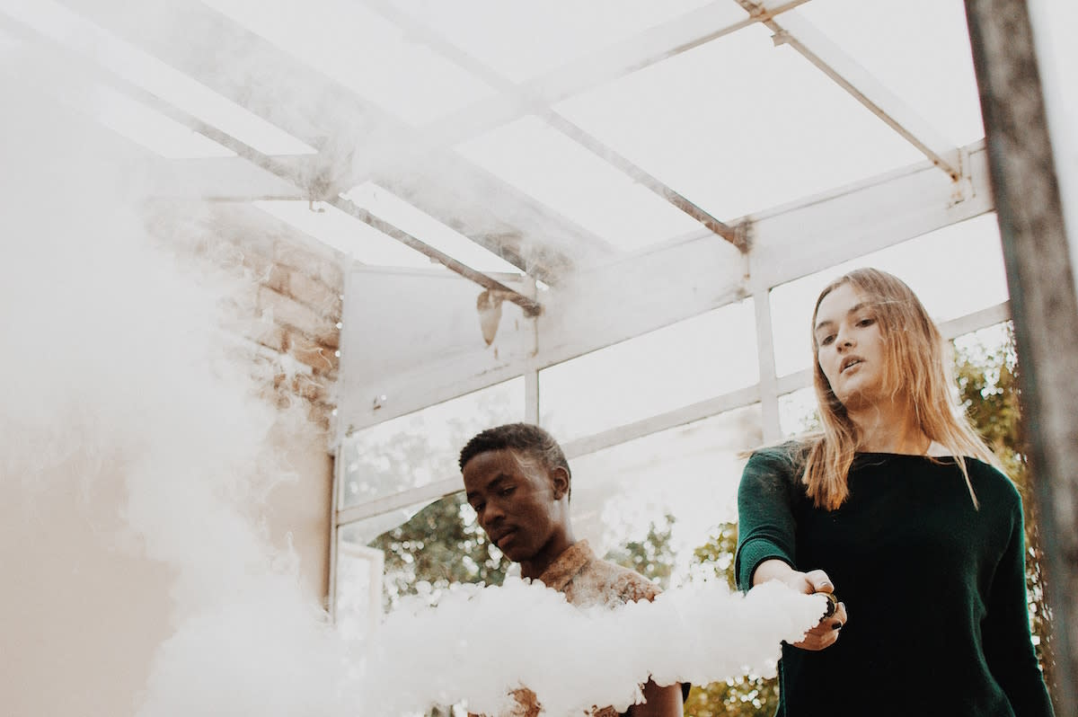 Everything You Need To Know About Smoke Bomb Photography