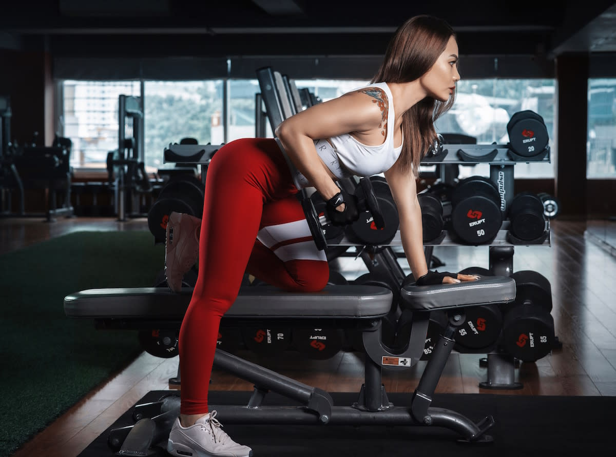 huge selection of 1714e 8a4ed Want To Become A Fitness Model? Here's How