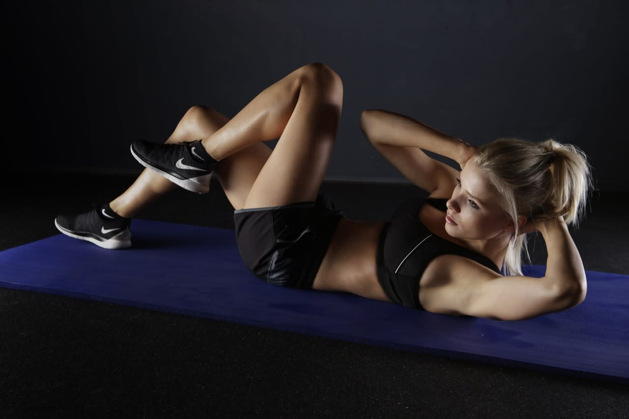 Want To Become A Fitness Model? Here's How