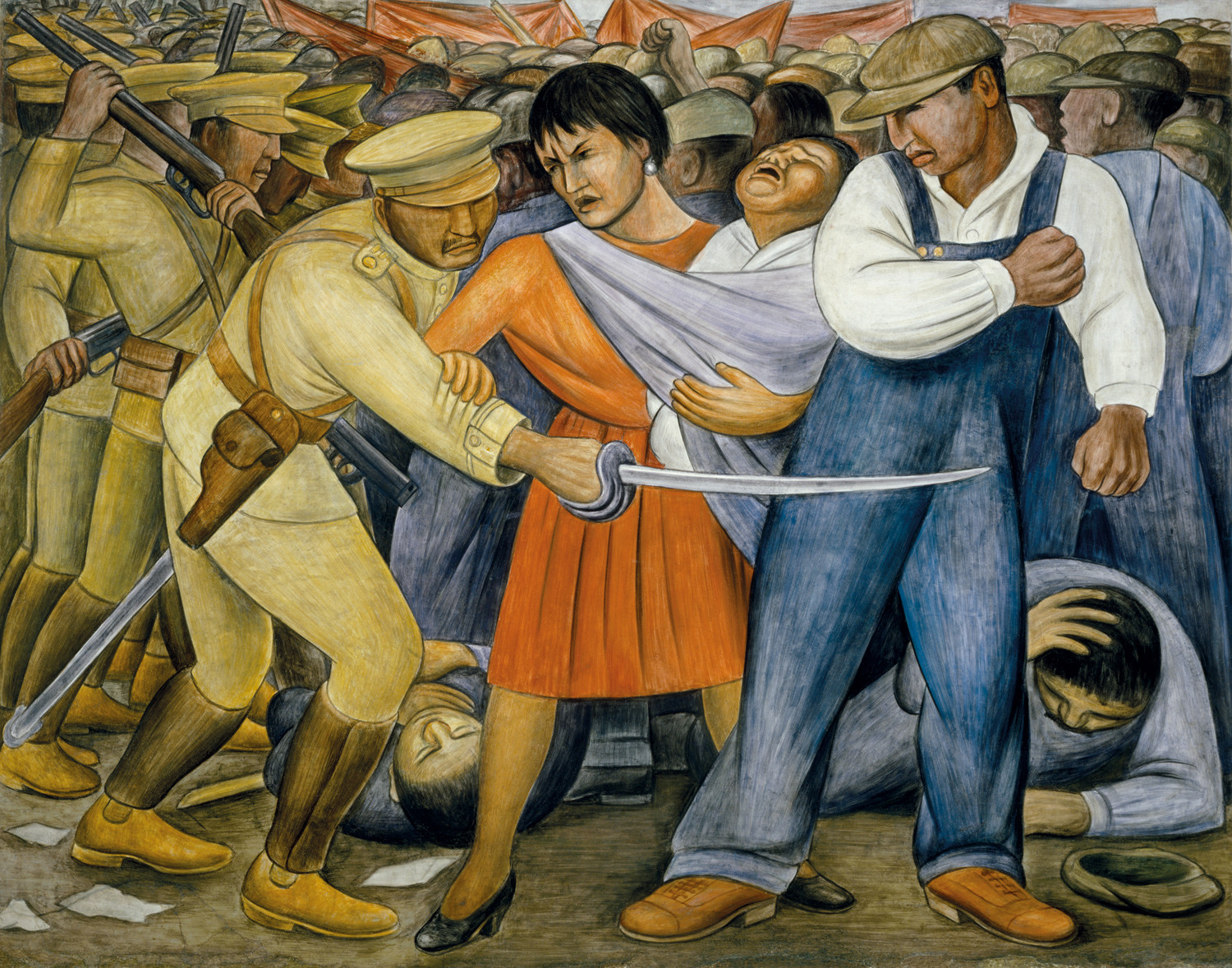 A Brief History of Protest Art