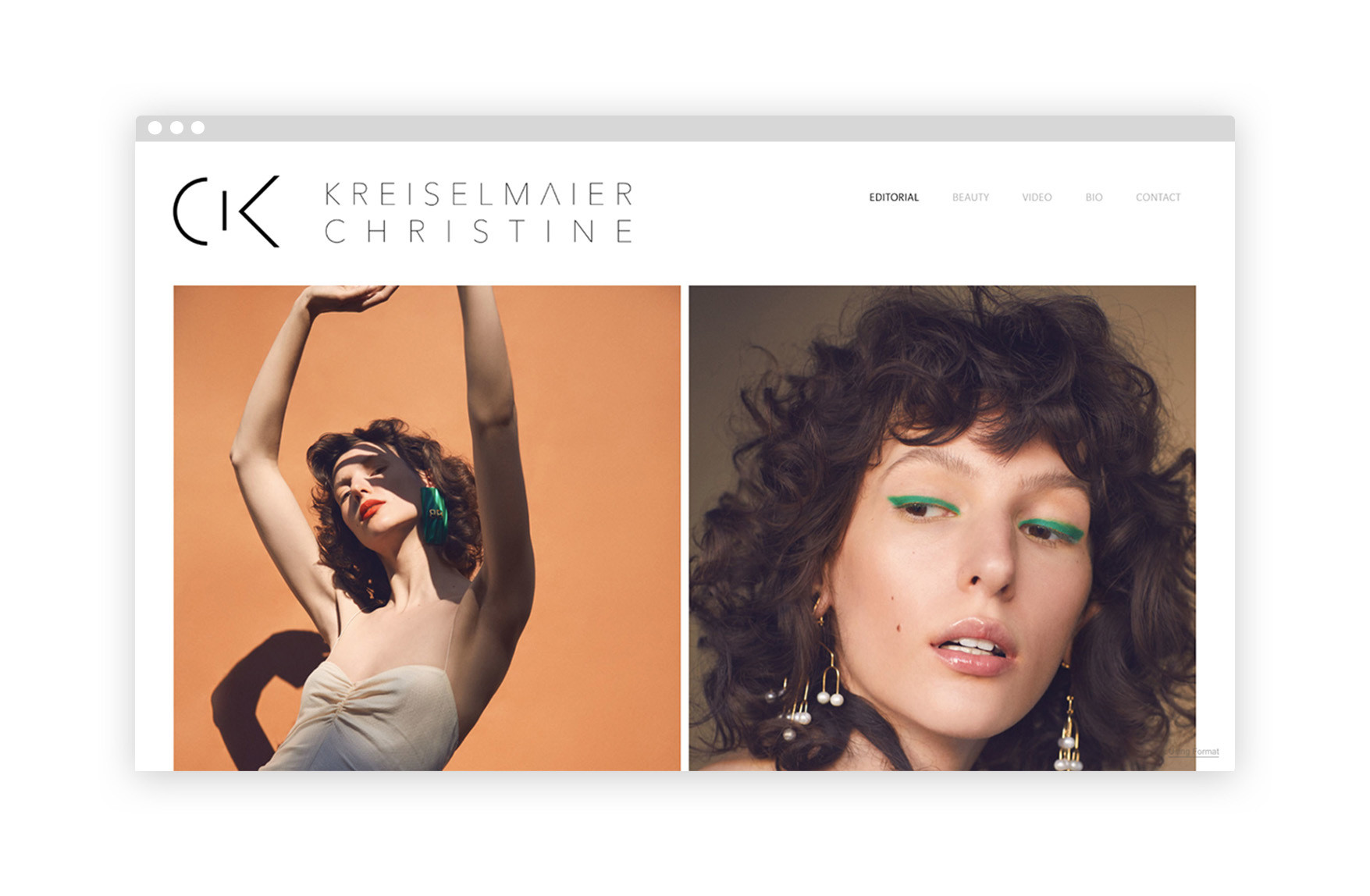 Fashion Photography Portfolio Examples from 25 Rising Stars