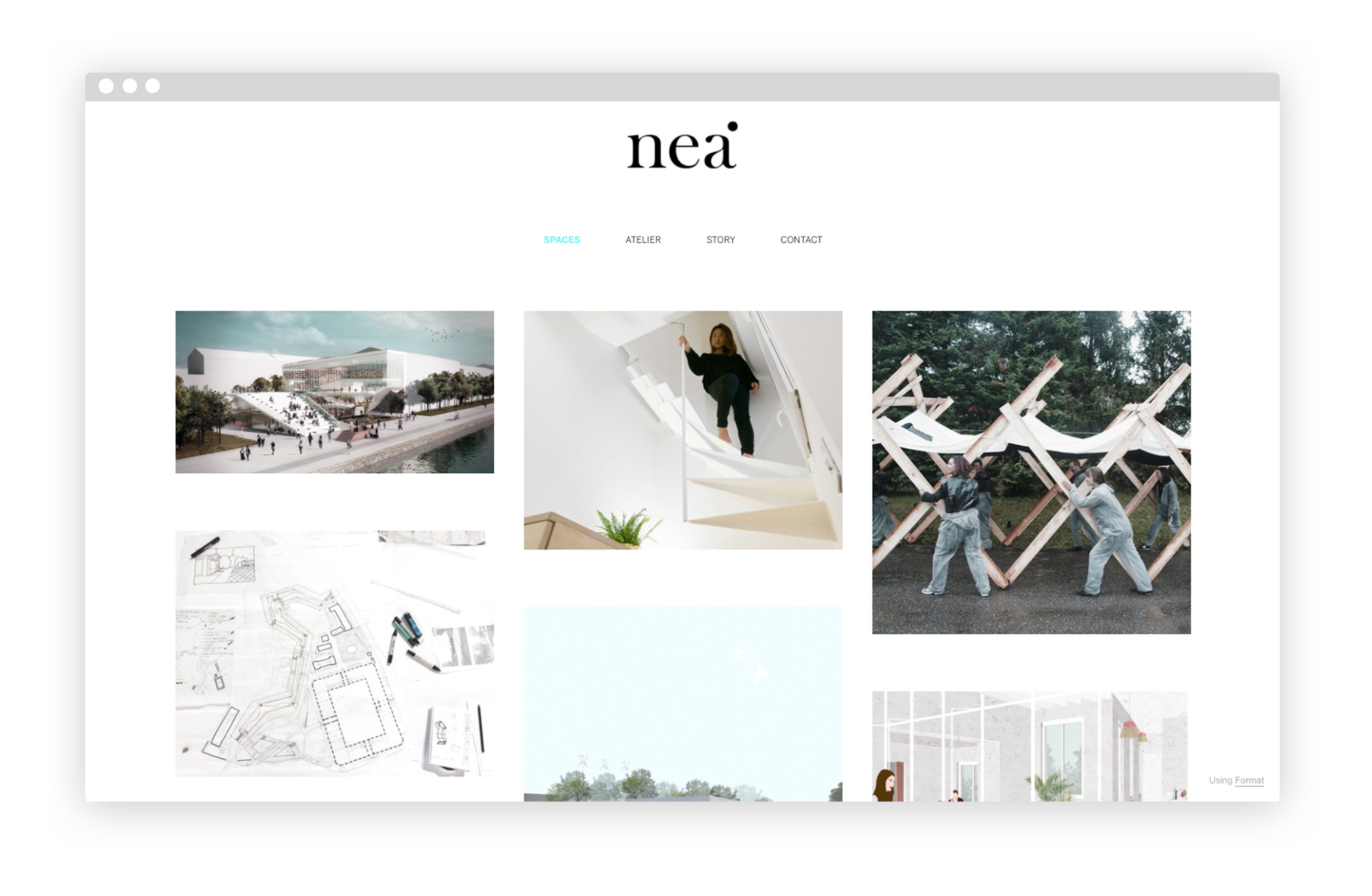10 Architecture Portfolios For Design Inspiration