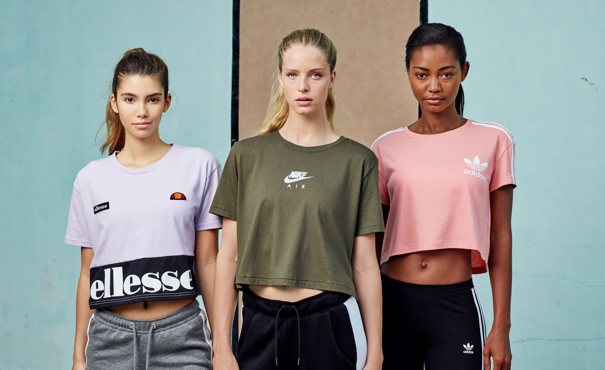 discount sale good service cheap Ashley Lewis Talks Shooting for the UK's Biggest Sportswear Store