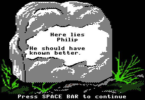 You Have Died of Dysentery: Exploring The Oregon Trail's Design History